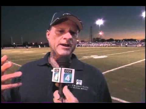 Game of the Week Interview with Dr. Murtagh