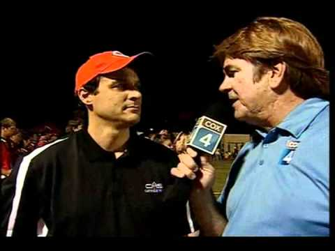 Cox4 Sideline Interview with Dr. Pope