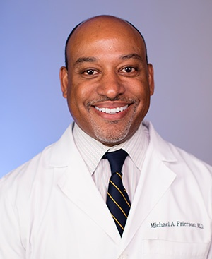 MICHAEL A. FRIERSON, M.D.
