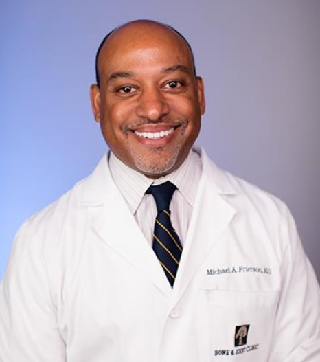 Michael A. Frierson, MD