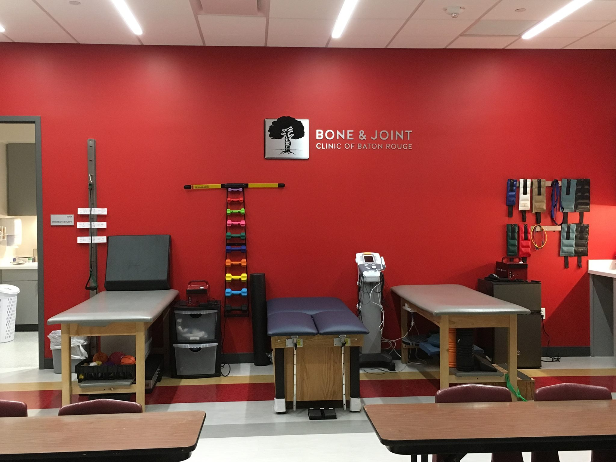 The Bone and Joint Clinic Supports an Environment of Learning for St. Joseph's Academy