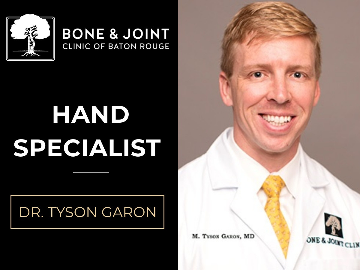 A Hand Doctor in Baton Rouge: Specialized in Variety