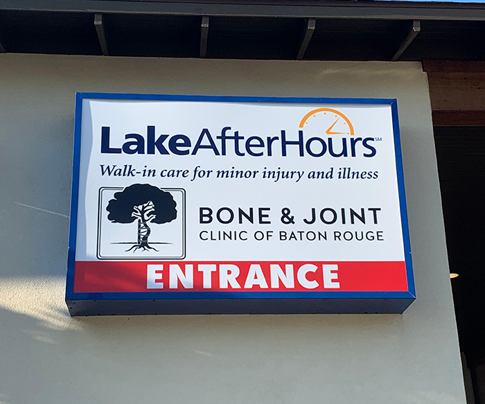 Bone and Joint Clinic in Brusly