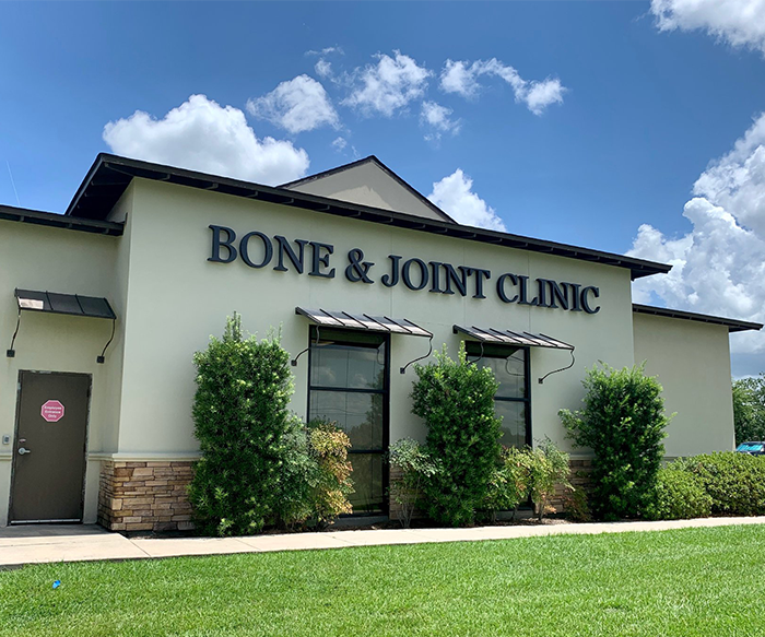 Bone and Joint Clinic Brusly Location